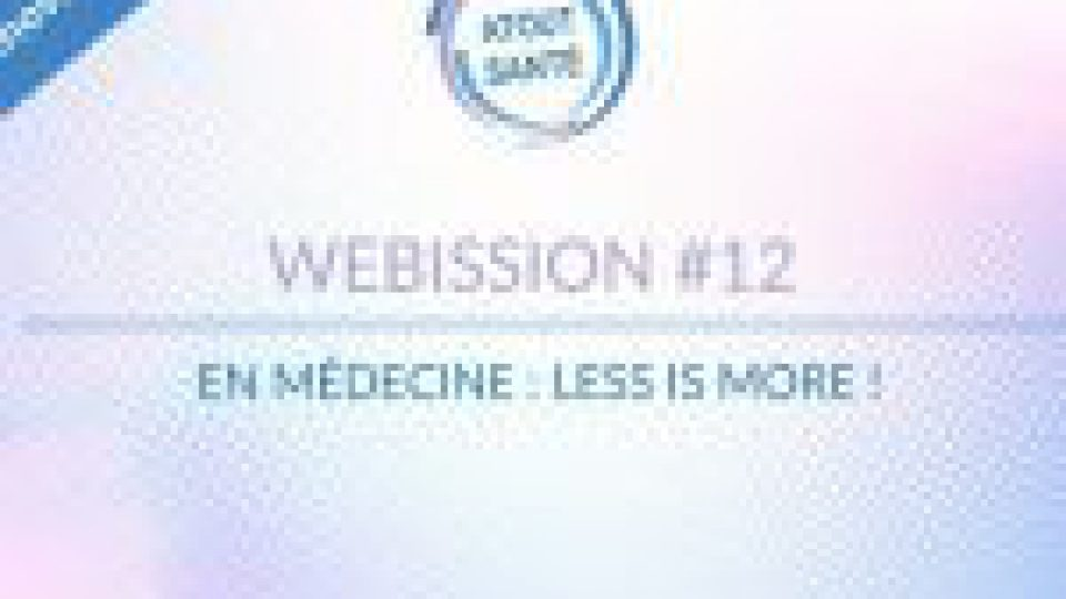 [#Innovation]  – Webission : Less is more