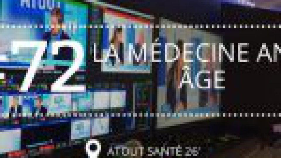 [ATOUT SANTE #72] La médecine anti-âge